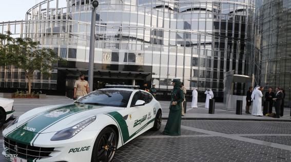 Dubai police add Ferrari to fleet of patrol cars weeks after