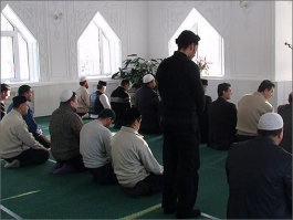 What is the house of worship for islam