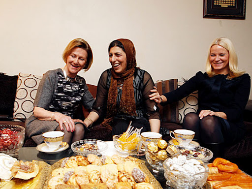 Islam In Norway: Tea Time With Norway's Muslims