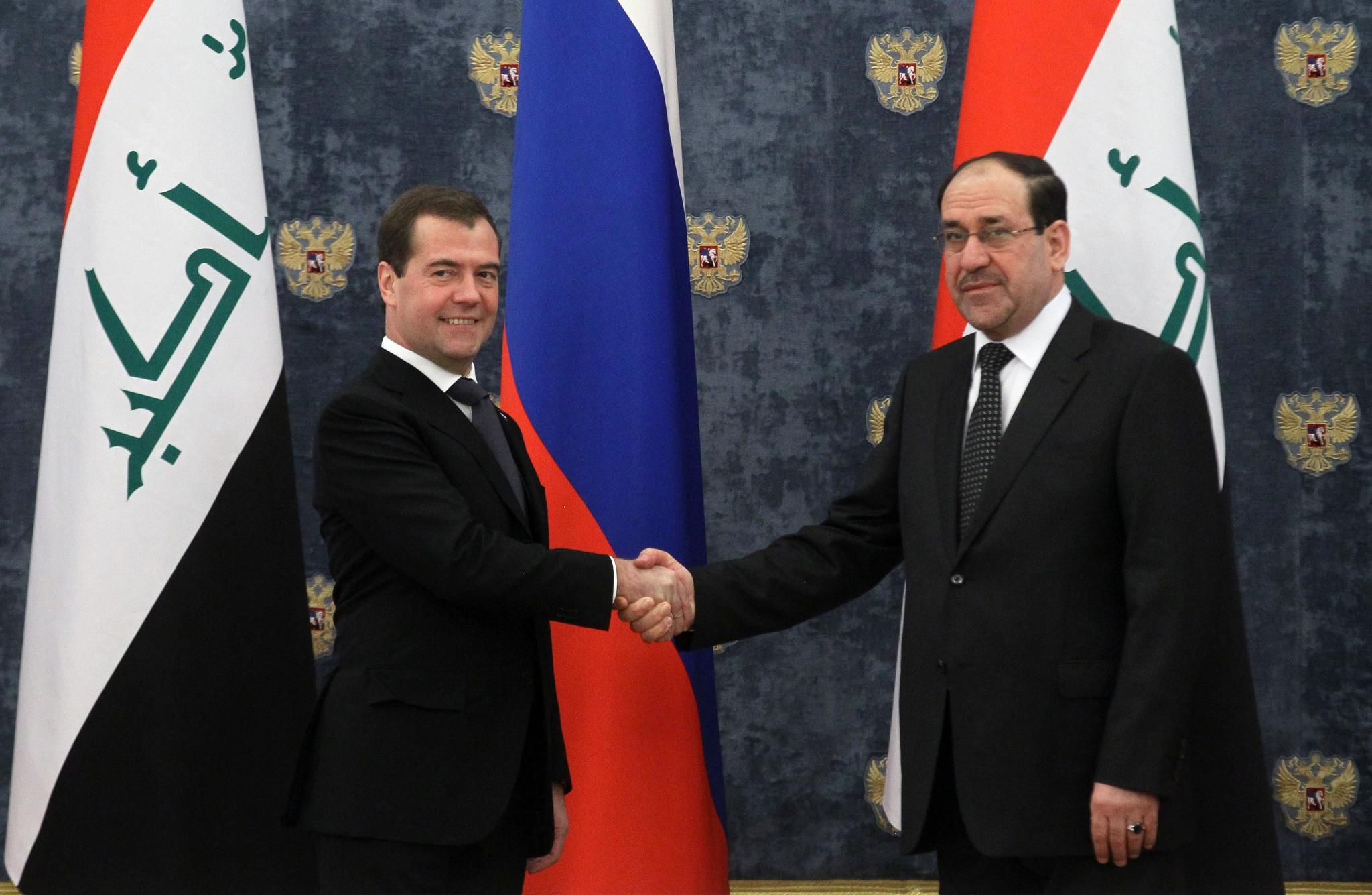 Maliki In Russia For Huge Arms Deal Syria Agreement Islam