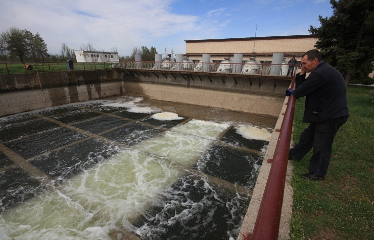 Water supply problem in Crimea to cost $247- 417 million