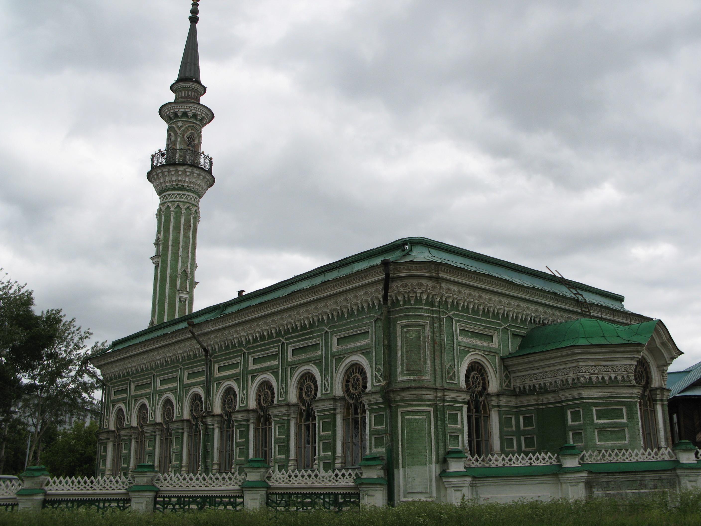 знакомства при мечети в казани