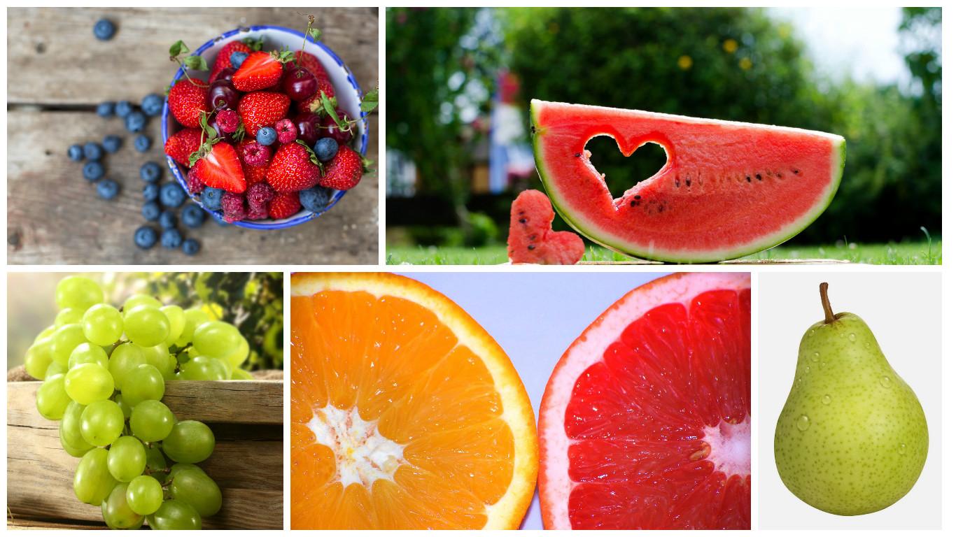 Брось фрукт