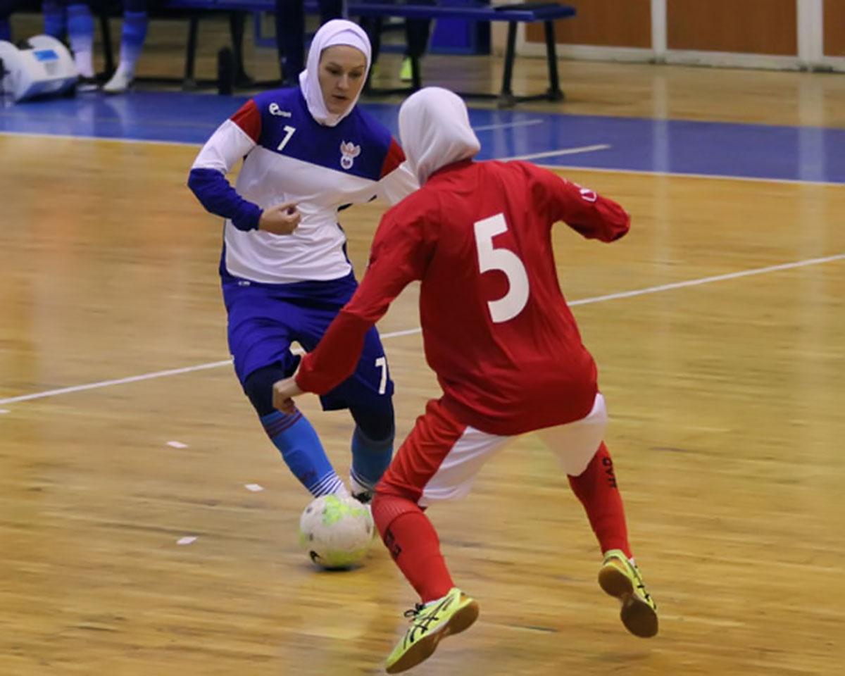 Почему женская сборная России по мини-футболу играет в хиджабах