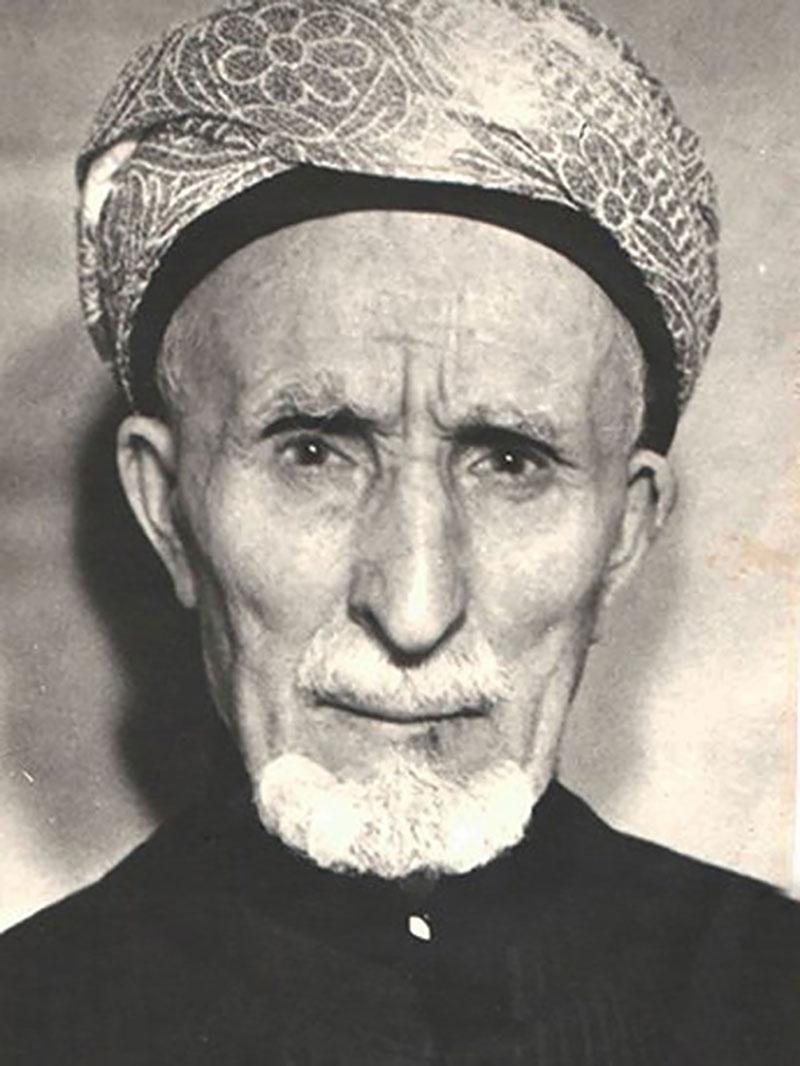 Учитель Ахмадзаки-хазрат Сафиуллин