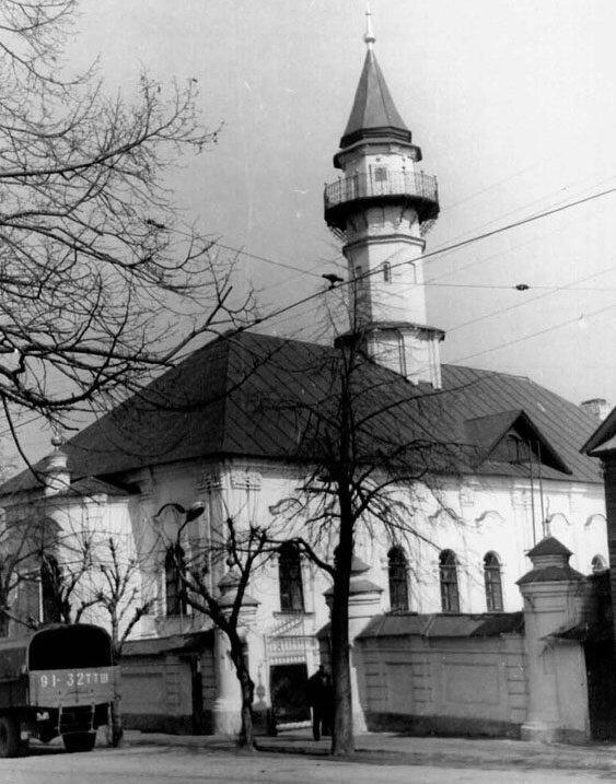 Мечеть «Марджани», 1970-е годы