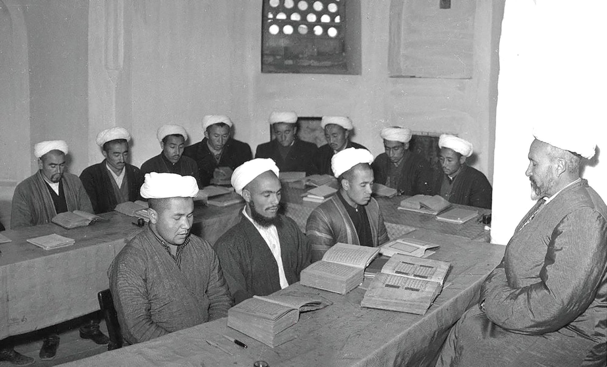 Медресе «Мир Араб»