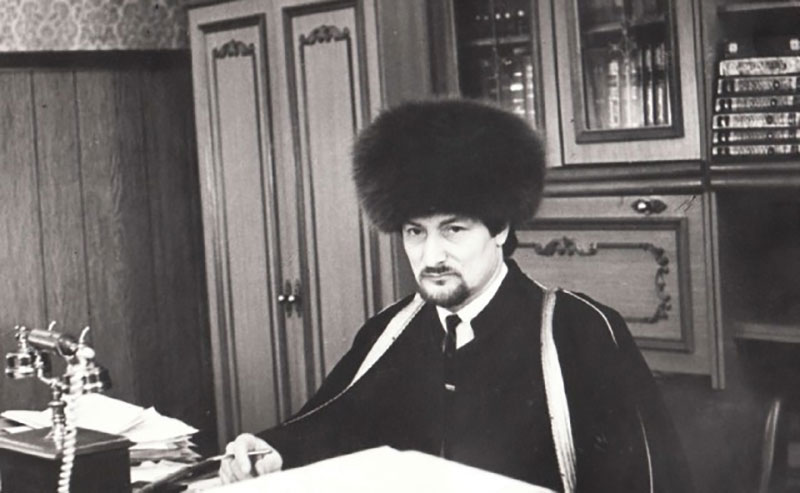 Муфтий ДУМЕС Талгат Сафа Таджуддин