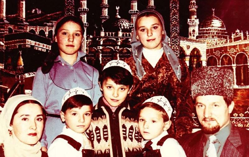 Семья Талгат-хазрата Таджуддина