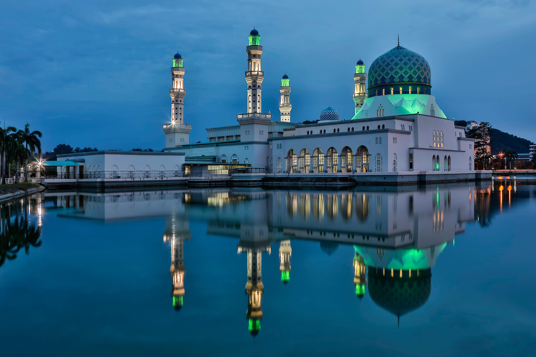 Мечеть на воде (Малайзия)