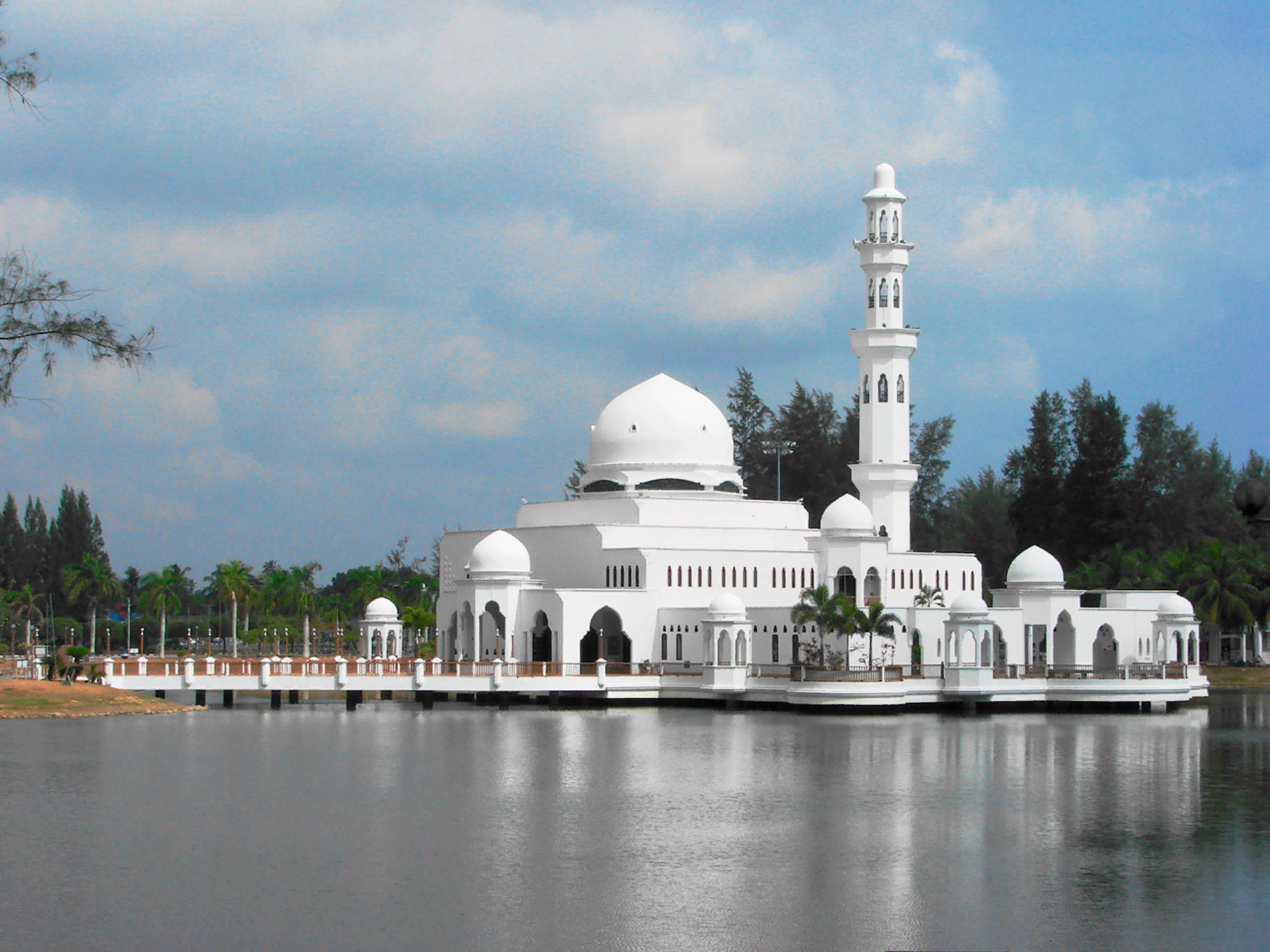Мечеть Тенгку Тенга Захара (Малайзия)