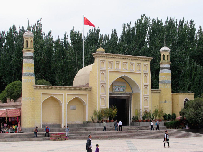 Мечеть Ид Ках