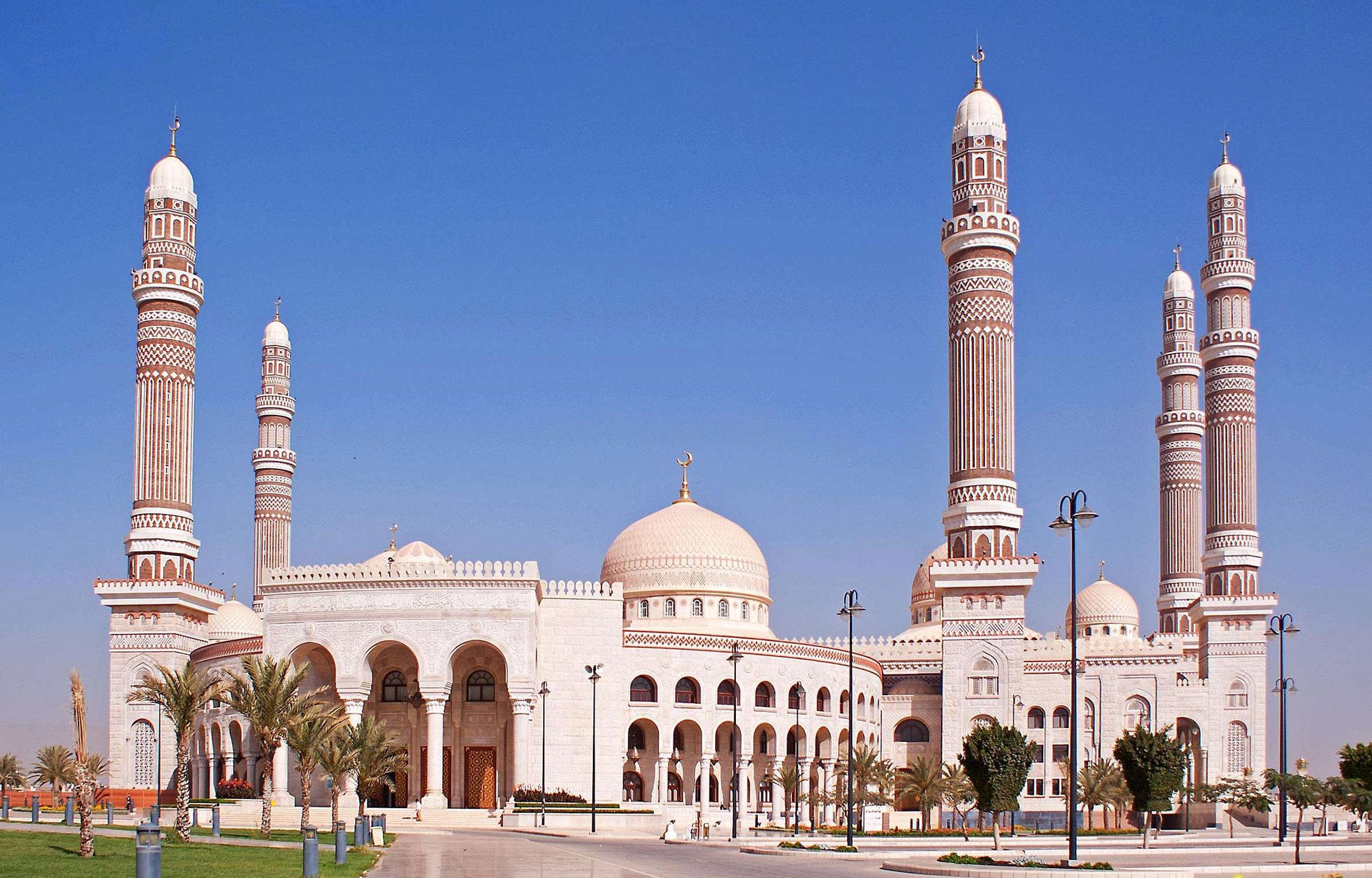 Мечеть Салеха