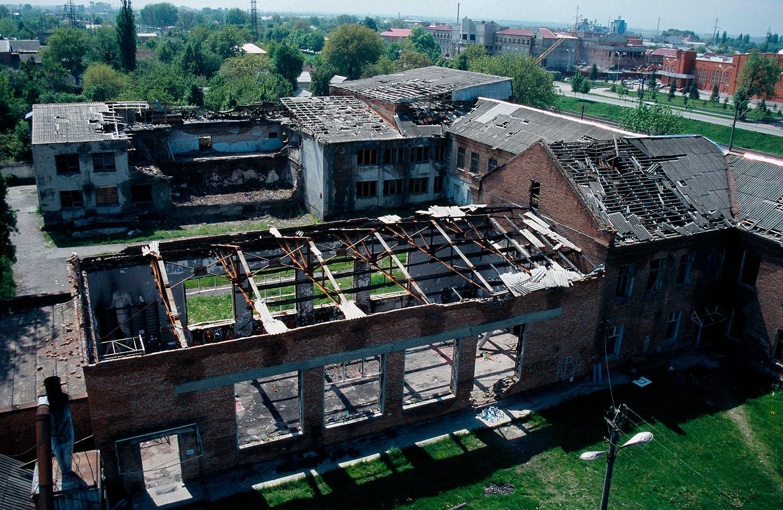 Школа в Беслане