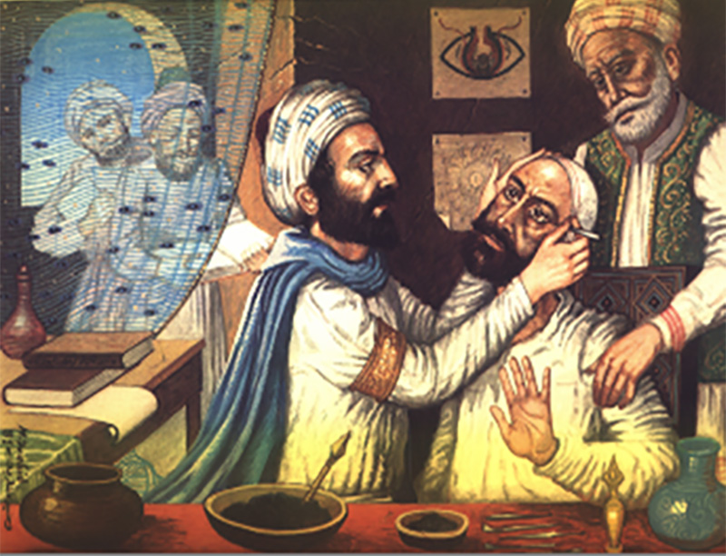 Али ибн Иса