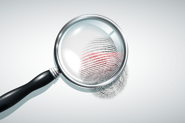 Дактилоскопия стала помощником в раскрытии преступлений