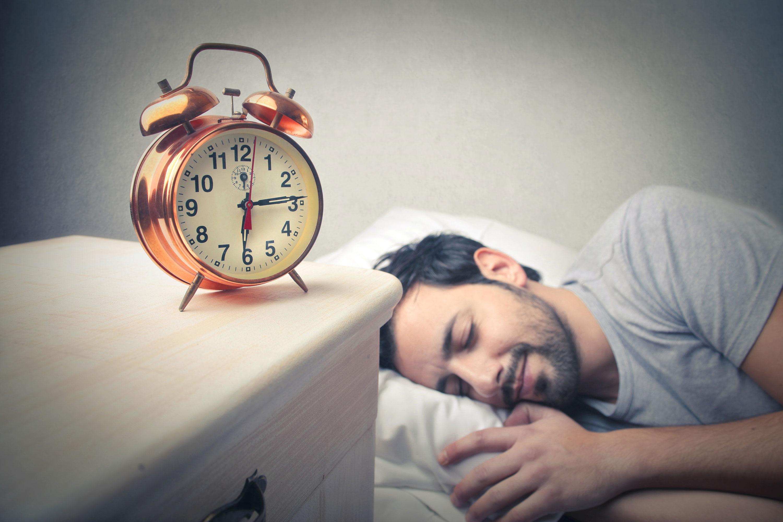 Спим с будильником