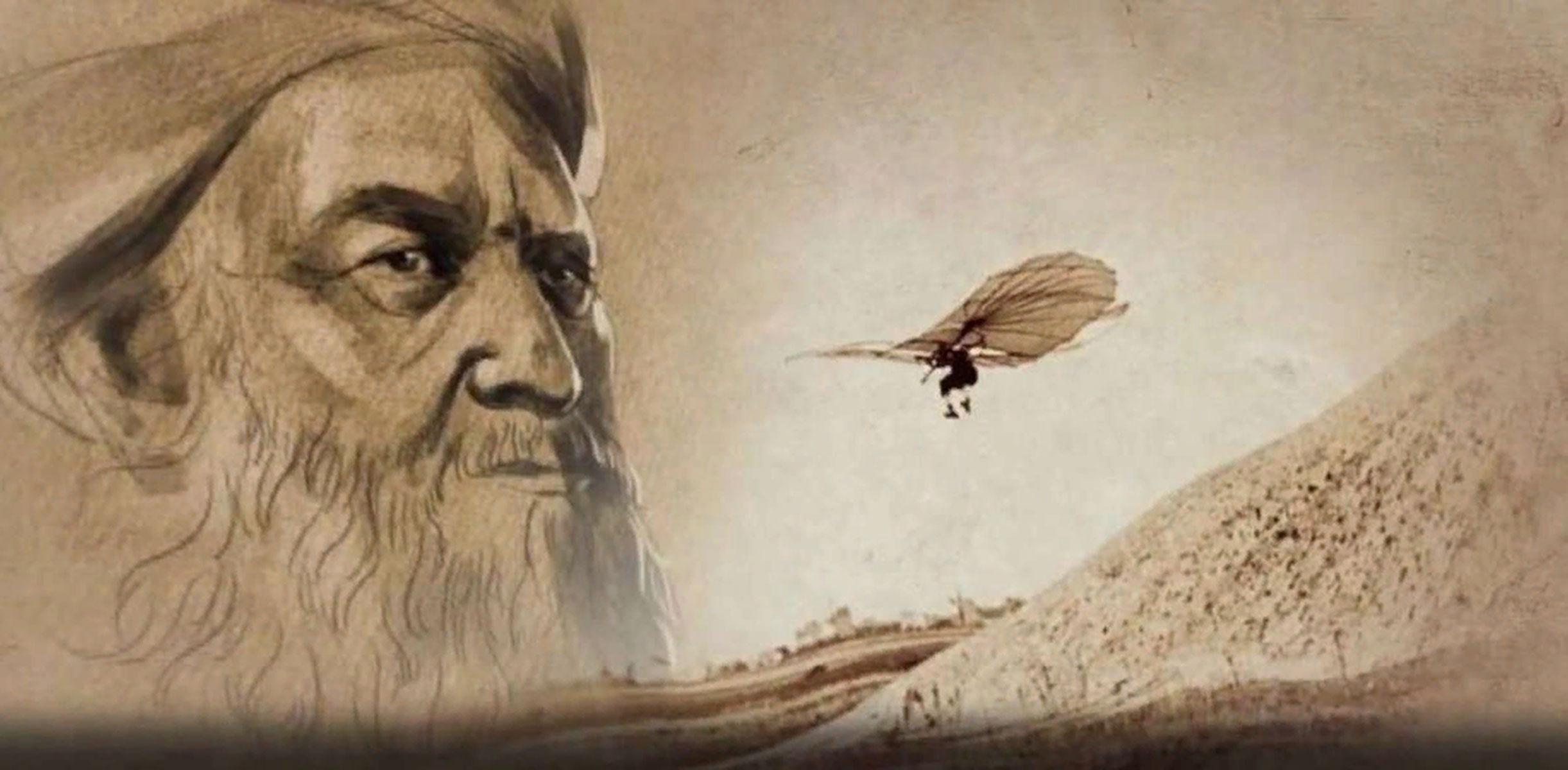 Летающая штуковина Ибн Фирнаса