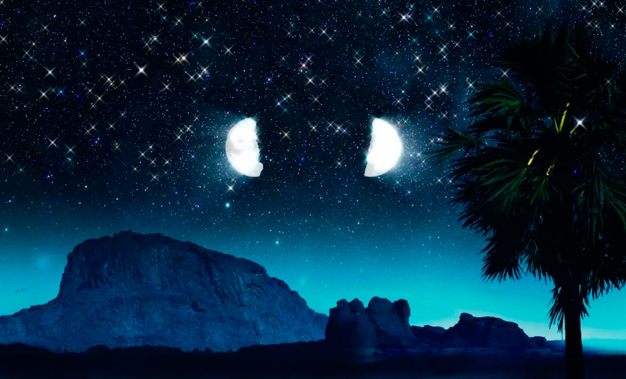 Пророк расколол Луну