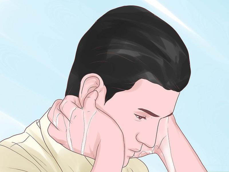 Протирание ушей
