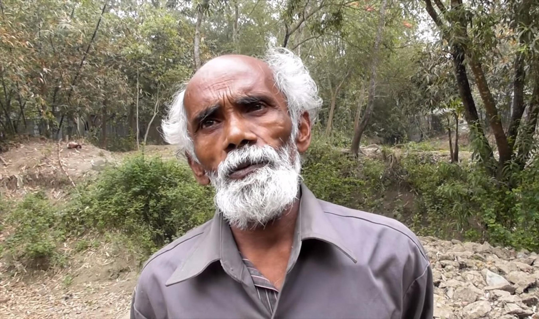 Абдул Самад Шейх - человек-дерево