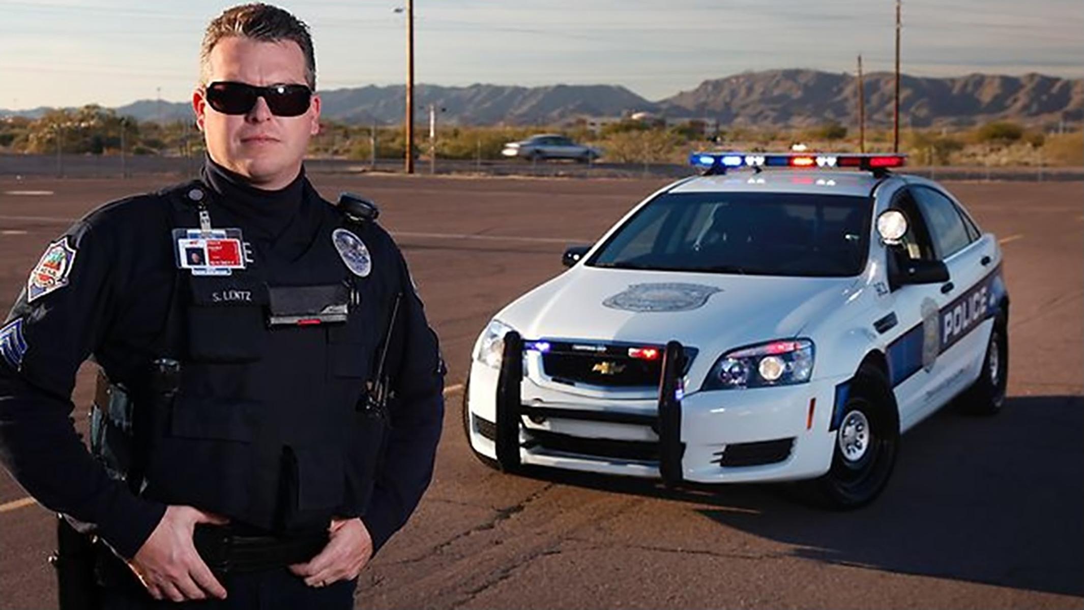 Полицейский из Америки обрёл счастье в Исламе