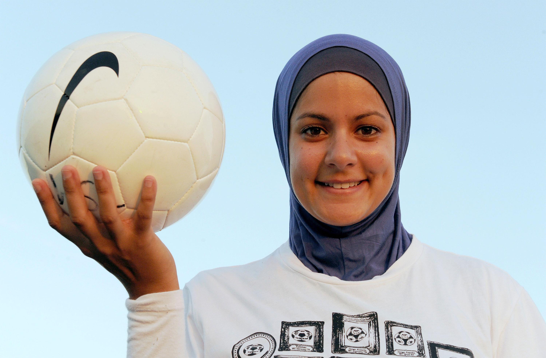 Хиджаб и спорт. Всемирный день хиджаба