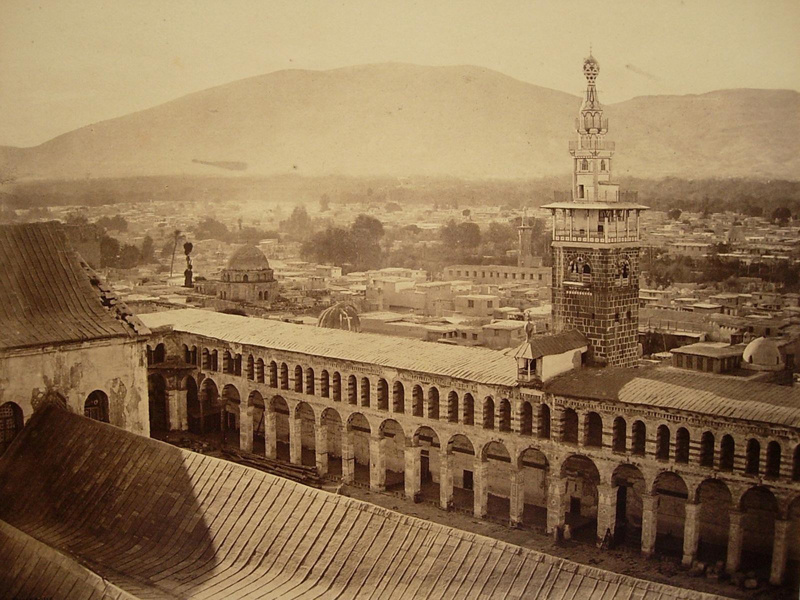 Дамаск 1860 г.