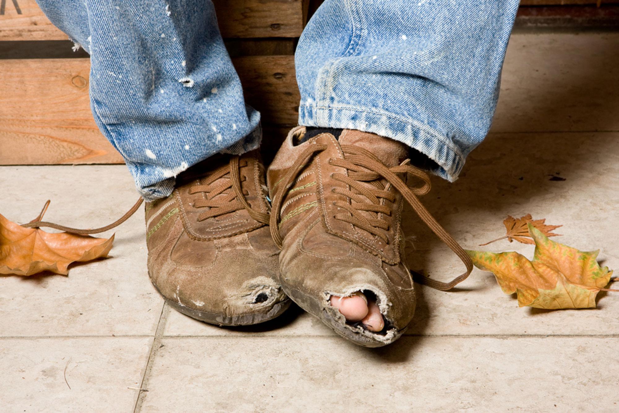 Бедность – это не лишение, а, наоборот, дар от Всевышнего
