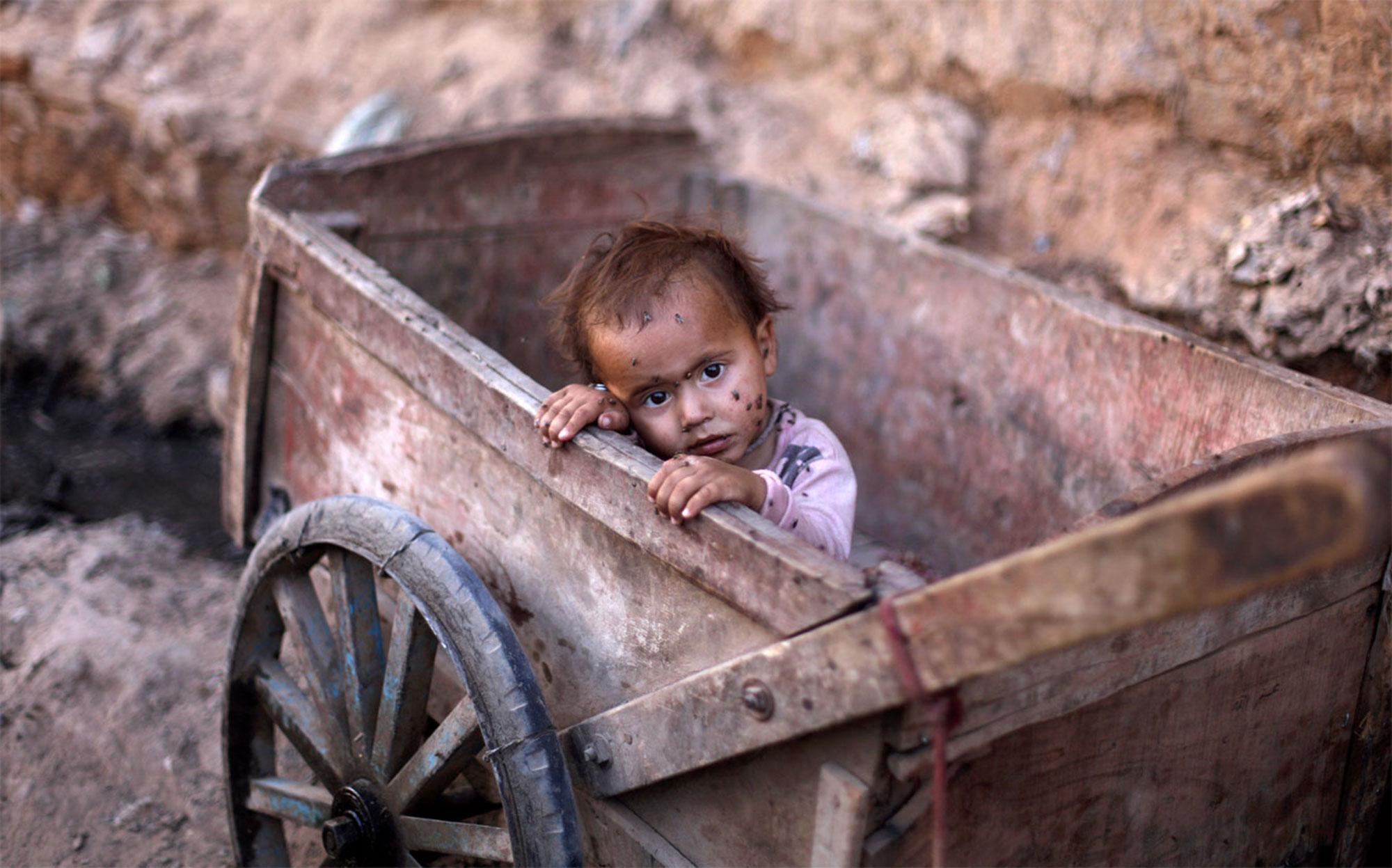 Терпеливых бедных мусульман заведут в Рай без спроса