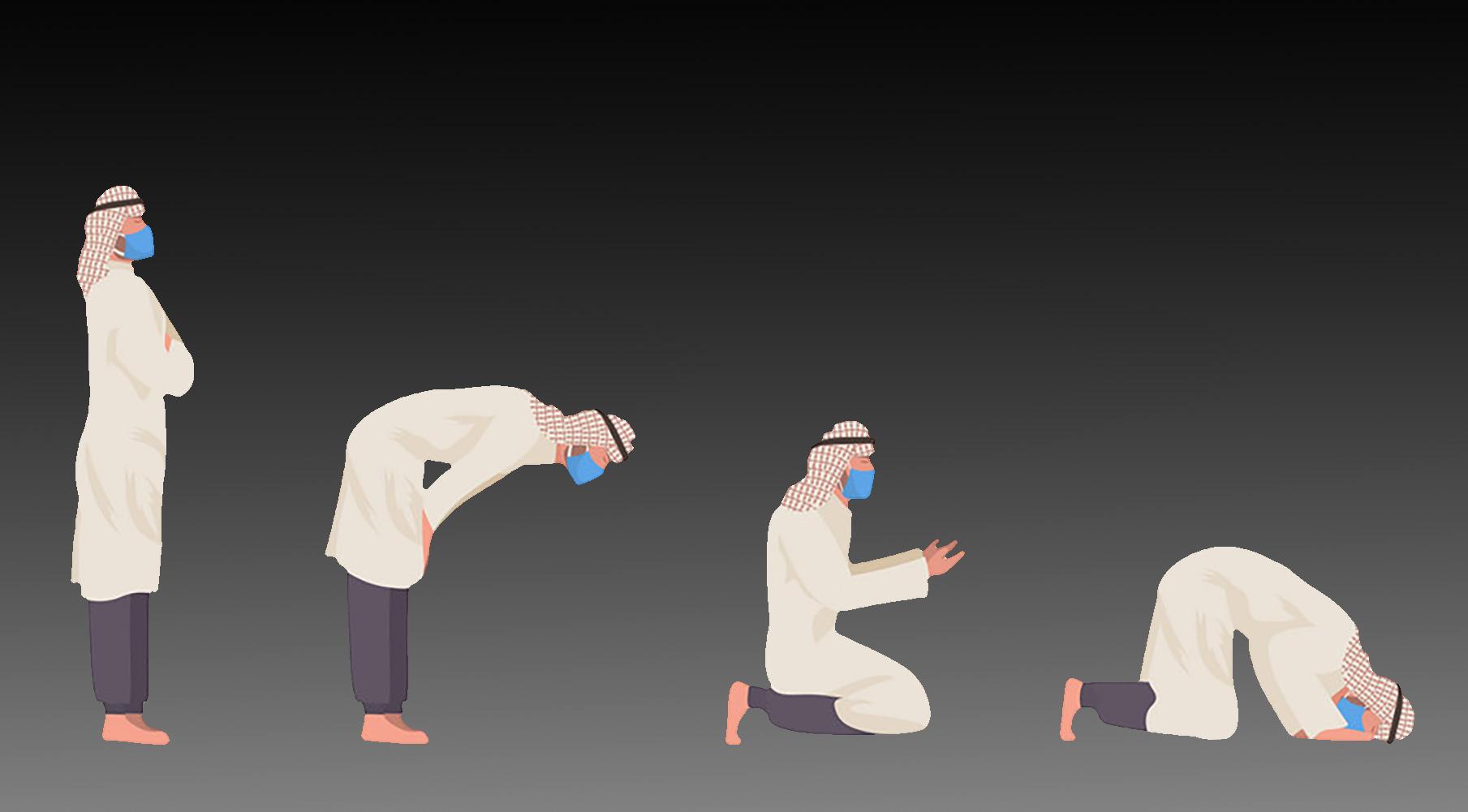 Молитва ракат