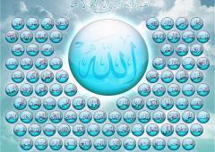 Саадулла знает имена Аллаха