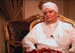 Интервью с потомком Пророка (мир ему и благословение)