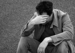 От алкоголизма отца страдают и наша, и чужие семьи...