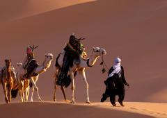 Удивительная история принятия Ислама бедуином