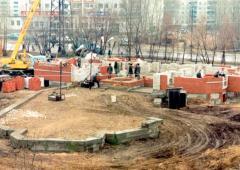 С чего следует начать строительство мечети?